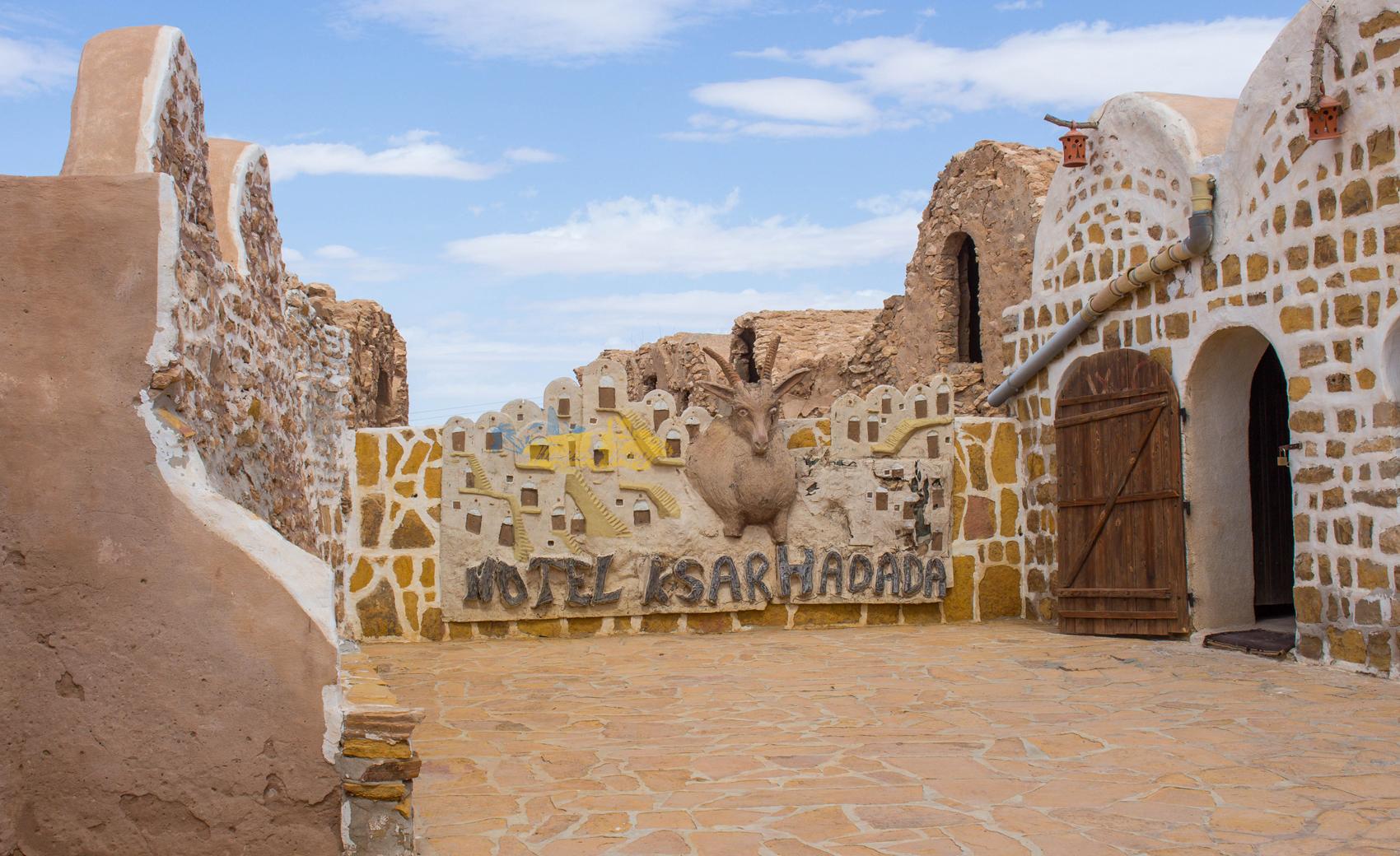 excursion tataouine chenini au départ de Djerba
